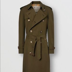 Burberry London Westminster Heritage Trench Coat
